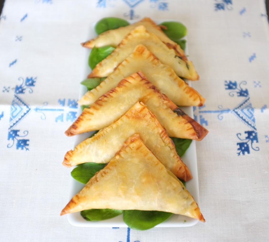 Spanakopita sans gluten