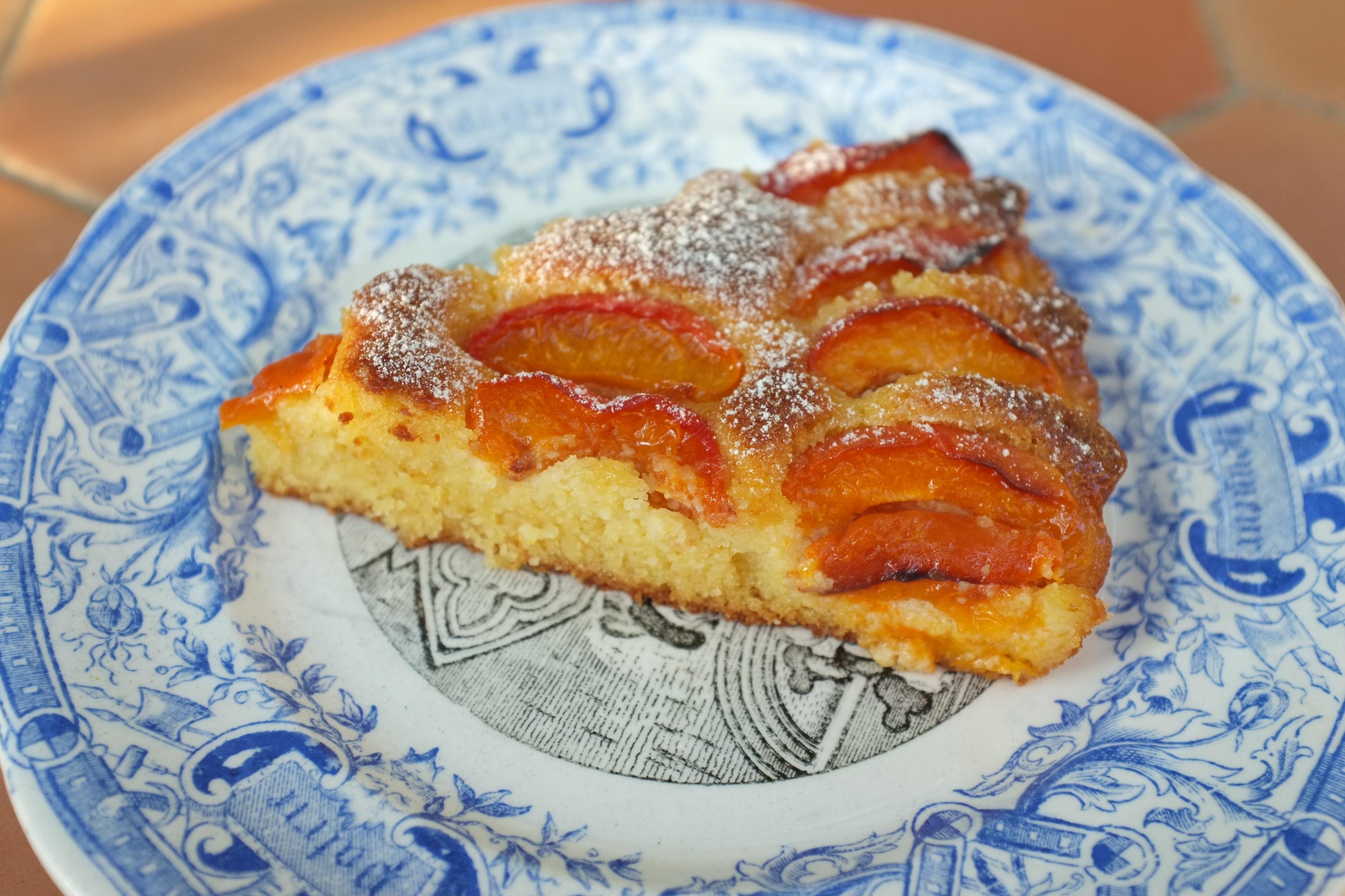 recette sans gluten de tarte à l'abricot -Clem Sans Gluten