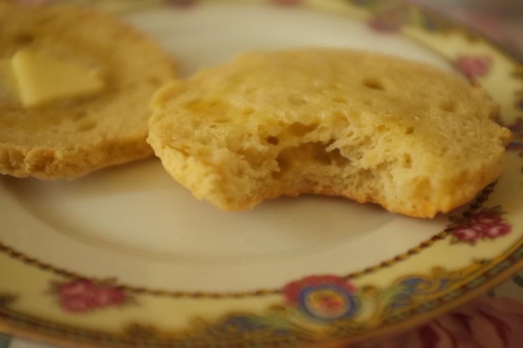 Moelleux et aérés, les muffins anglais