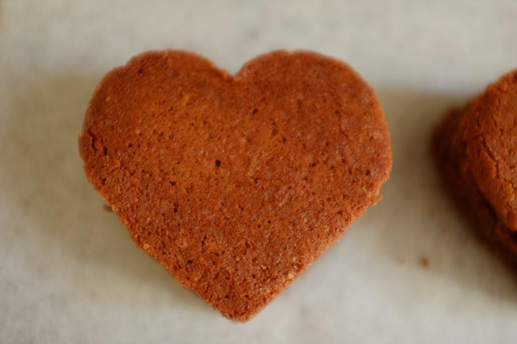 Le brownie sans gluten au chocolat pour la Saint Valentin