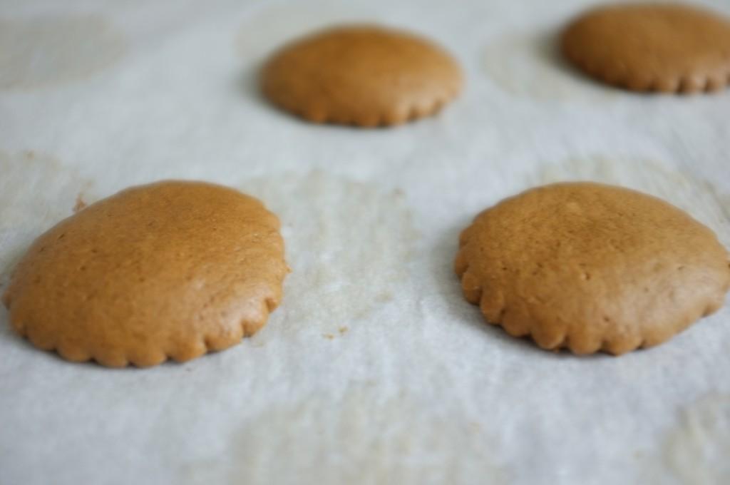 La fécule sans gluten apporte un brillant naturel à ces biscuits orange-cannelle