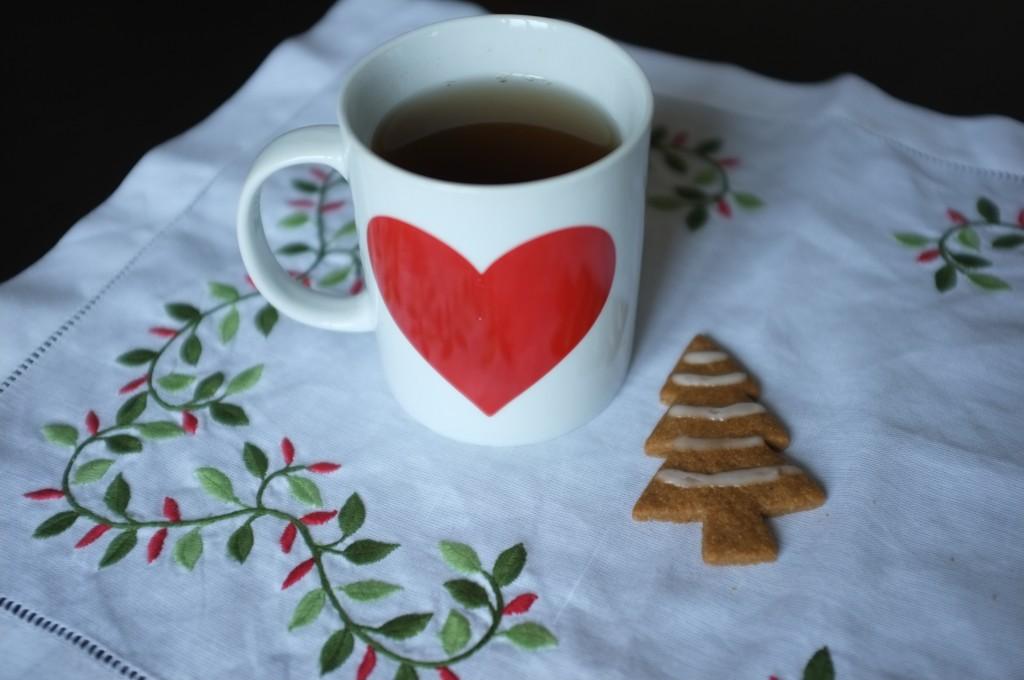 Les biscuits sans gluten sapin aux épices