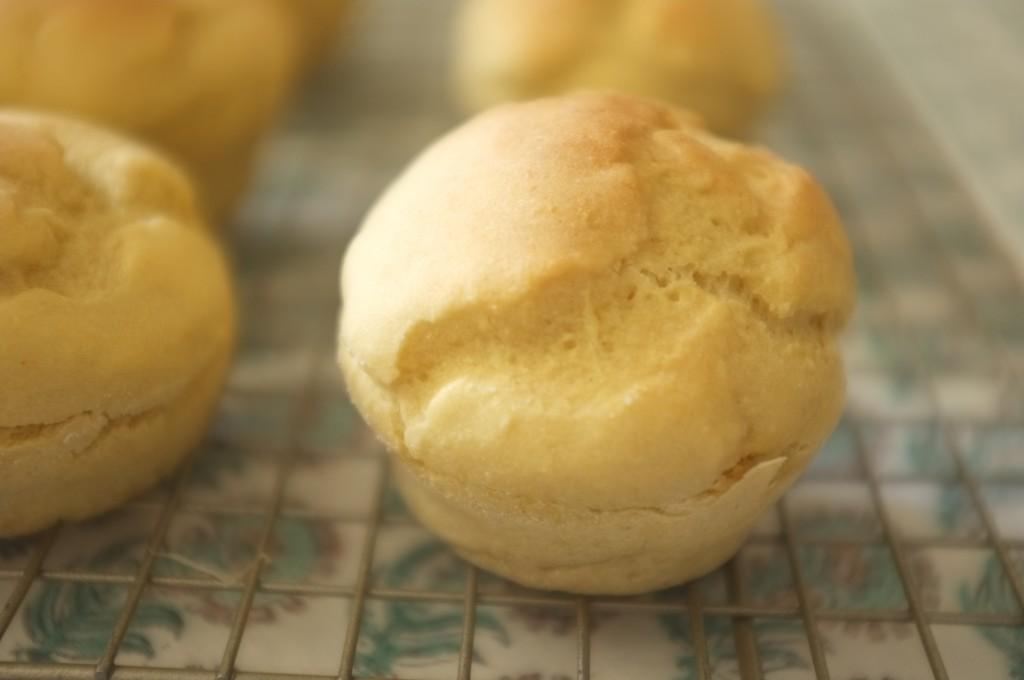 Les petits pains de table sans gluten