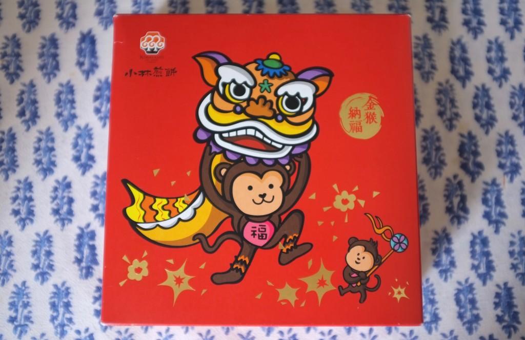 La nouvelle année Chinoise 2016  est sous signe du singe.