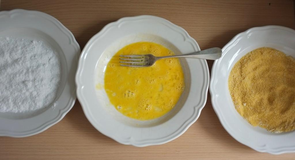Les 3 assiettes pour cuisiner les poissons panés