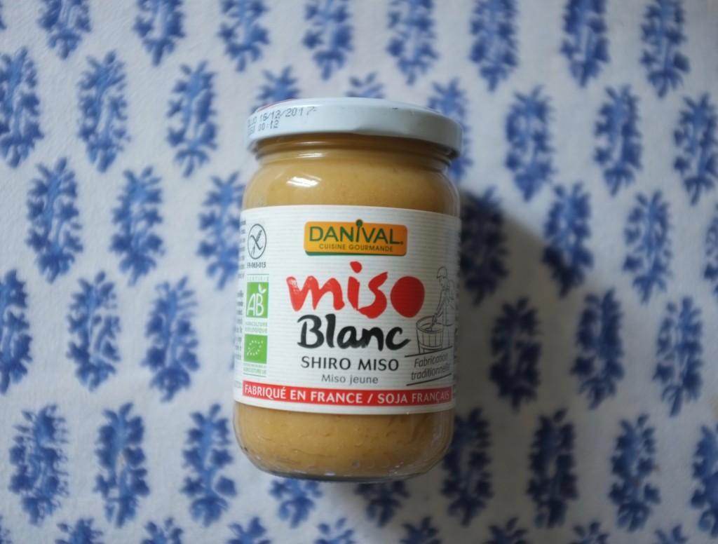 Le Miso blanc de Danival est certifié sans gluten et provient de soja français.