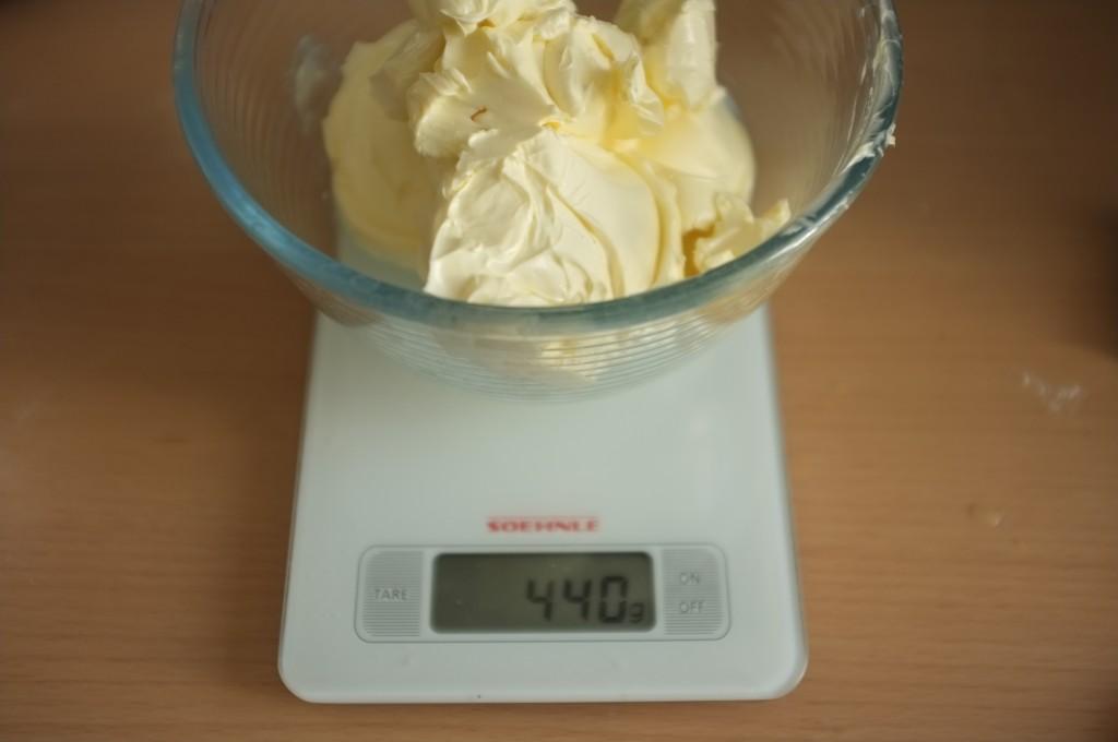 J'utilise de la margarine dans ce gâteau pour qu'il soit plus léger.