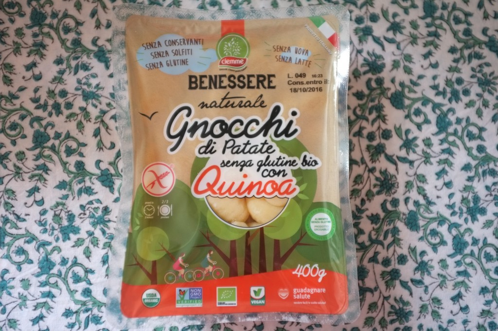 Les gnocchi à la farine de quinoa, il me faut les gouter, j'adore le goût et les qualités nutritives du quinoa.