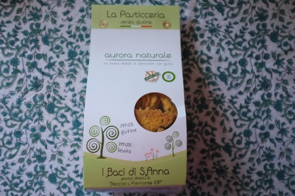 Les petits biscuits Italiens de La Pasticceria, à base de noisettes du Piemont.