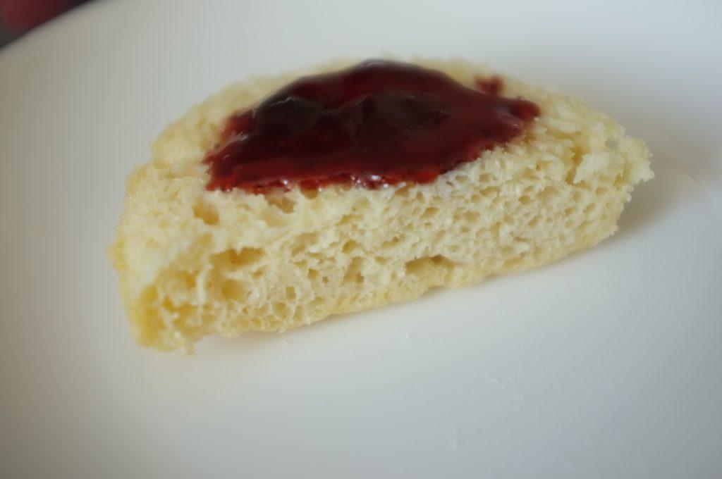 Les muffins anglais sans gluten  sont tendres et moelleux