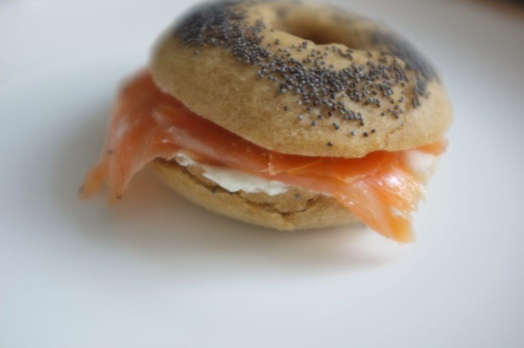 Mes bagels sans gluten sont tendres, gonflés, d'une belle couleur...bref exactement comme j'aime!