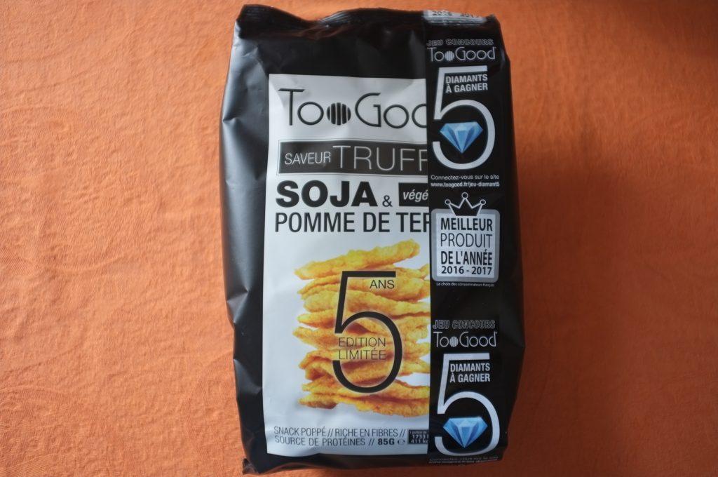 Les TooGood à la truffe, découvert il y a quelques semaines pour préparer des sachets pour les parents...il n'y a pas de raison!