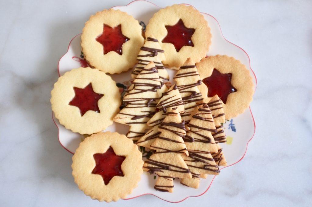Recette Sans Gluten Et Facile De Biscuits De Noel Clem Sans Gluten